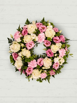 Pretty Wreath Aerial 2