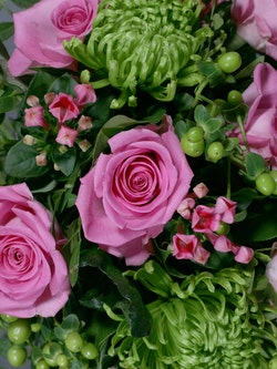 Woodside Bouquet   Close Up